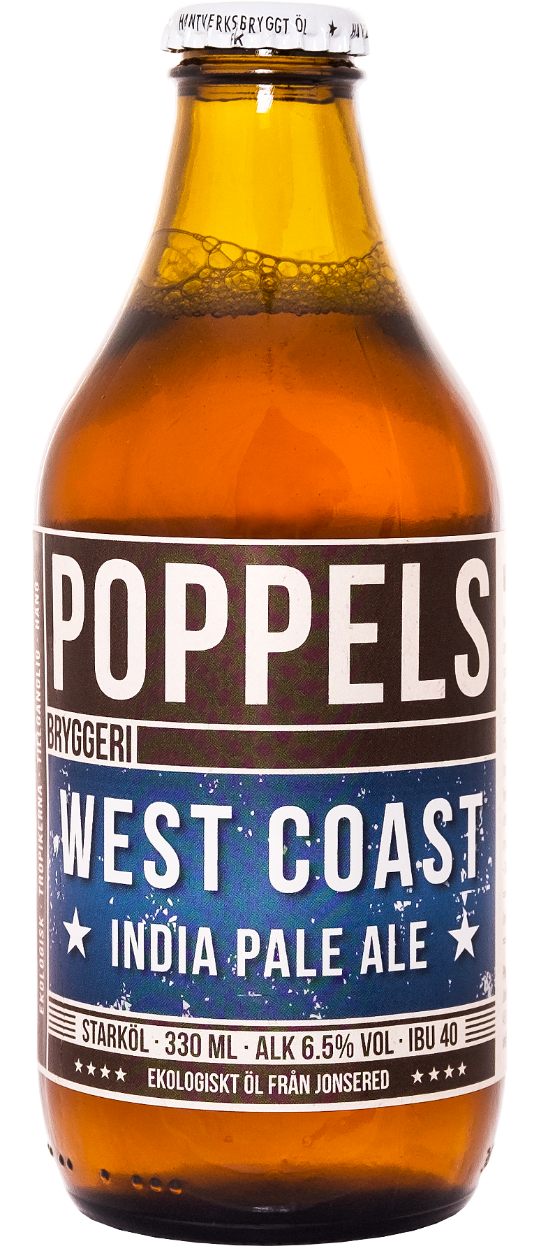 WEST COAST INDIA PALE ALE 6.5% -
