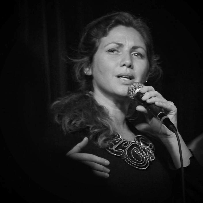 Vocalist Natalia Bernal