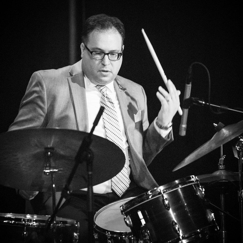 Drummer Ben Bilello
