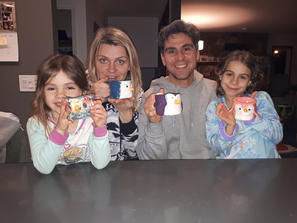 4 Cats Outing Penguin Mugs - Finished Product !!.jpg