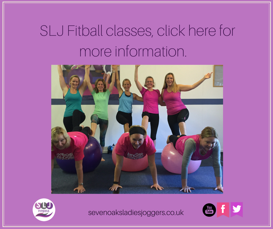 Fitball Core Stability classes Sevenoaks