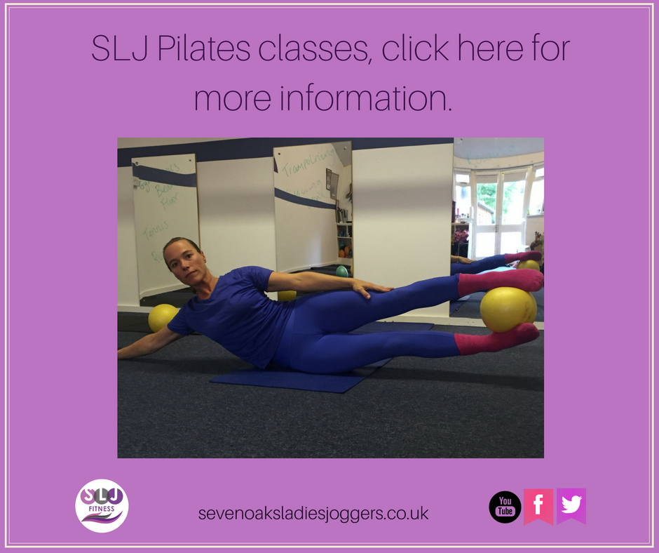 Pilates classes for women Sevenoaks