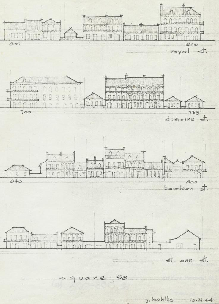VCS Square 58 Elevations on 4 streets