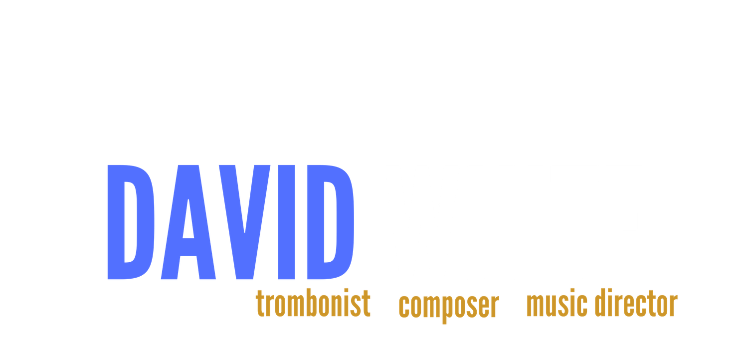 David White|NYC-Based Jazz Trombonist, Composer & Music Director