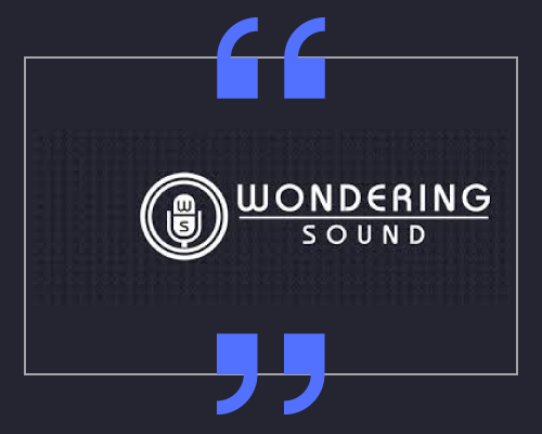 Wondering Sound