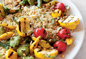 (Image credit: Erin Kunkel; Recipe created by Georgeanne Brennan, appeared on www.oprah.com)