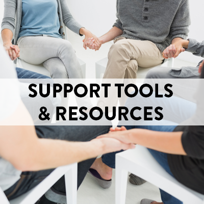 Support Tools & Resources