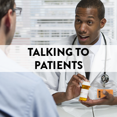 Talking to Patients