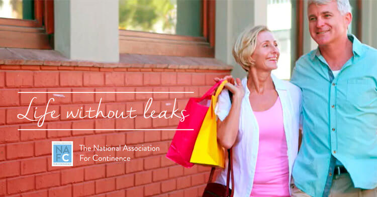 NAFC Launches Life Without Leaks Campaign To Raise Awareness Of Bladder Leakage and Incontinence