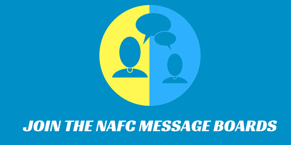 Join The NAFC Message Boards And Online Community