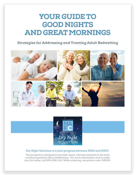 Strategies For Addressing And Treating Adult Bedwetting