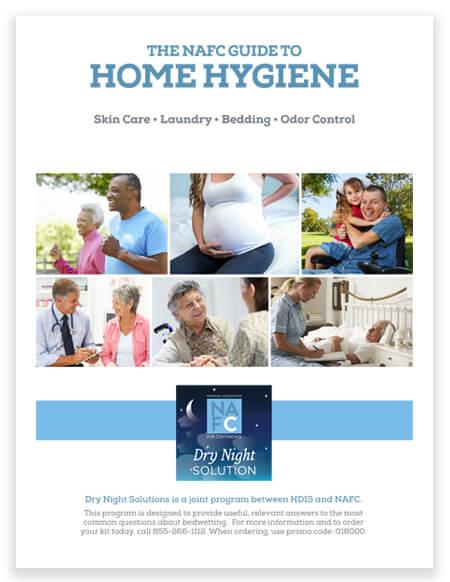 Home Hygiene Brochure