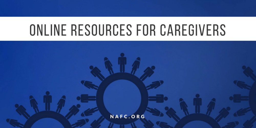 Online Resources For Caregivers