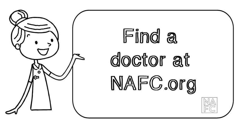 Need some help managing your incontinence, but don't know where to turn? Visit nafc.org to find a specialist in your area! #BHealth
