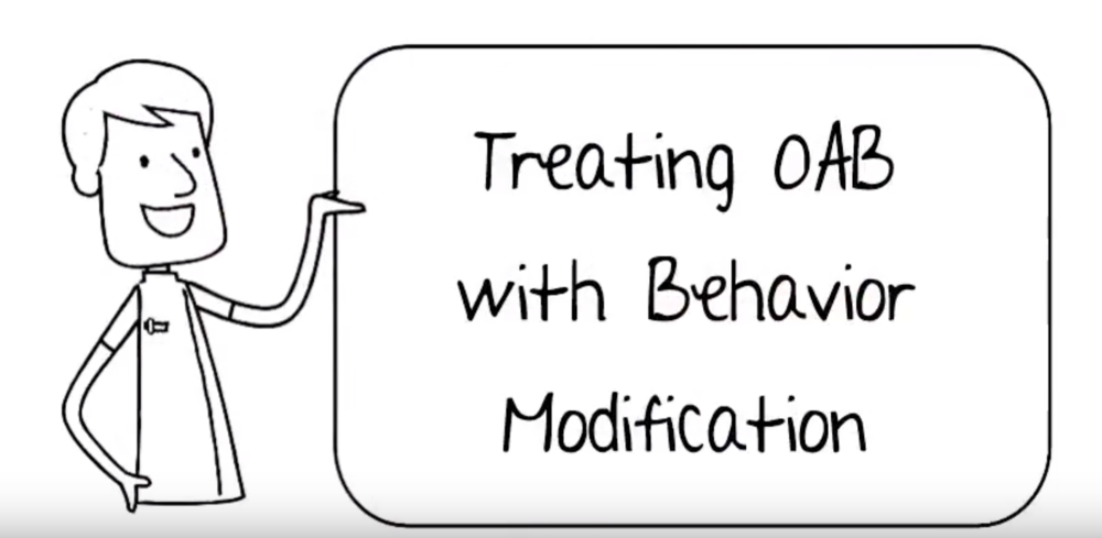 Treating Overactive Bladder With Behavioral Modifications