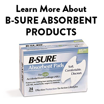 B-Sure Absorbent Products