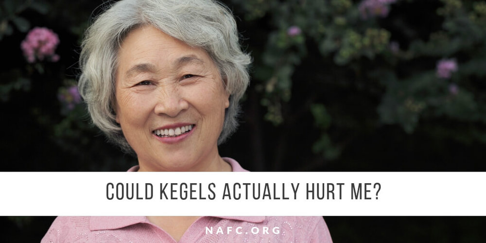 Could Kegels Actually Hurt Me?
