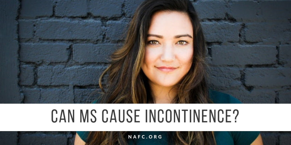 Can MS Cause Incontinence?