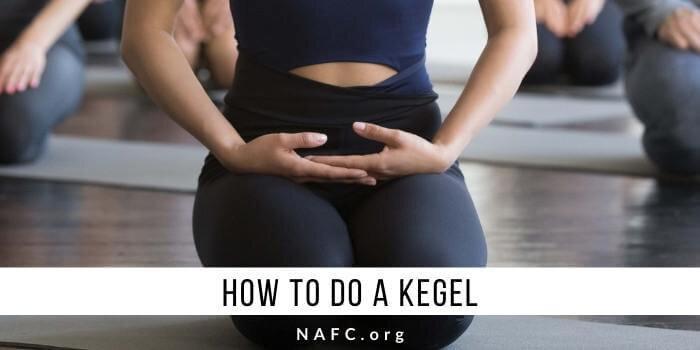 What is kegel training