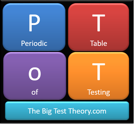 The Big Test Theory