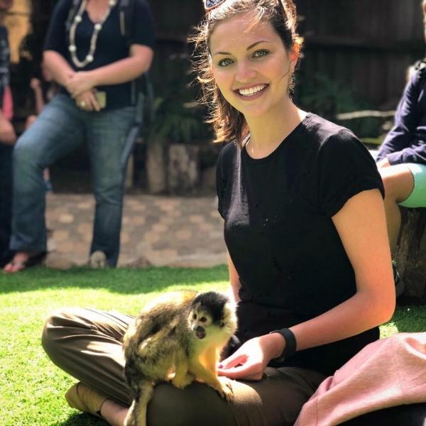 Making furry friends at  World of Birds Wildlife Rehabilitation