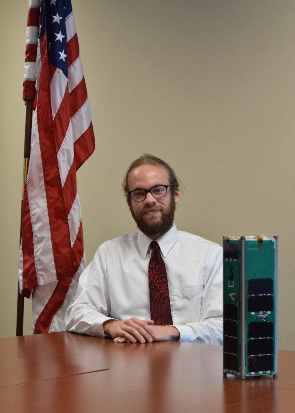 Daniel Reczek  - Propolsion Subsystem Lead