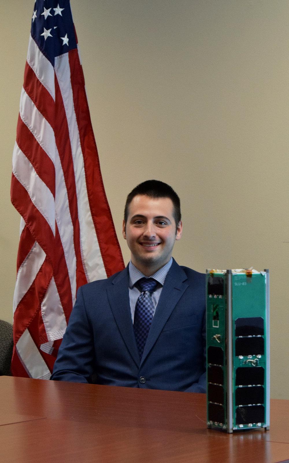 Krzysztof Bzdyk - Graduate Consultant