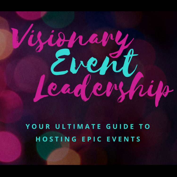 Visionary Event Leadership