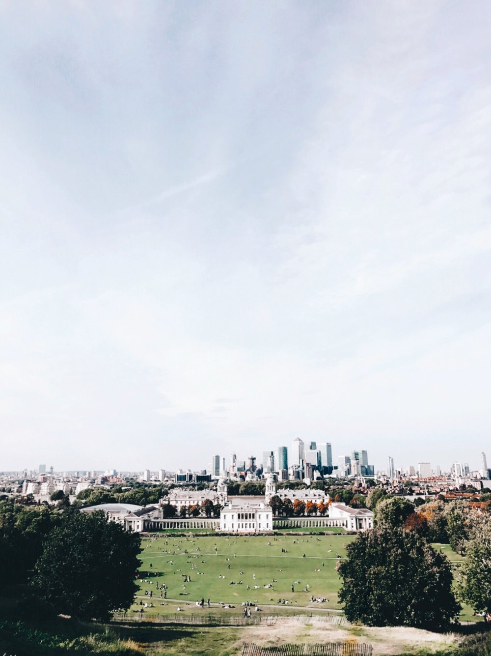 The Royal Observatory. -