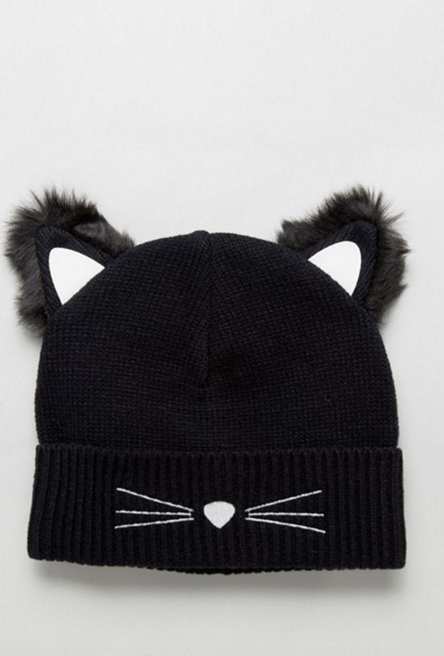 ASOS Cat Ears Beanie Hat
