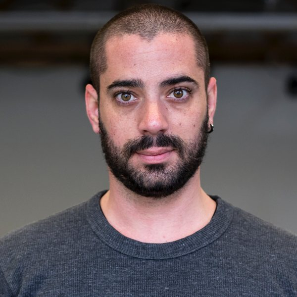Rodolfo SánchezSarracio - Rodolfo (ensemble)joined Lucky Plush in 2016, originated roles in Rooming House, Rink Life and Curb Candy, and joined the touring cast of Cinderbox 2.0. Rodolfo was born in Cuba where he graduated from the National School of Arts Instructors and studied at the University of Arts. He was a Principal dancer with Danza Teatro Retazos from 2007-2016 during which time he toured internationally to Italy, Sweden, the U.K., the U.S., Uruguay and Argentina. He has danced in choreography by Isabel Bustos, Stéphane Boko, Miguel Azcue, Pepe Hevia, Venetia Stifler, among others. In addition to working with Lucky Plush, Rodolfo is a member of Concert Dance Incorporated.
