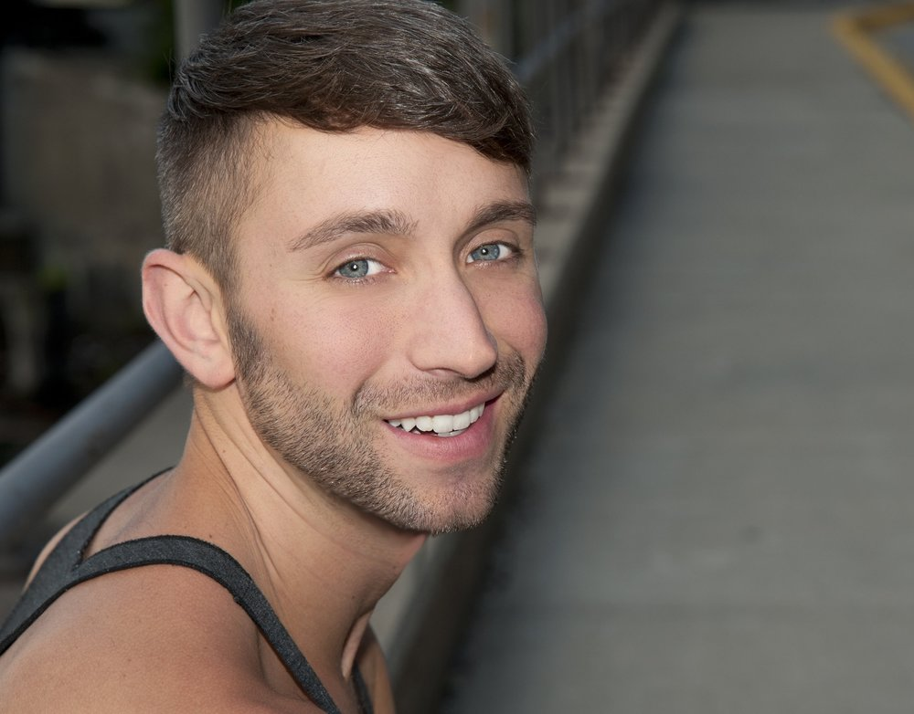 Ethan Kirschbaum - Ethan (guest performer), joined Lucky Plush in 2018 to originate roles in Rink Life and Curb Candy. Originally from Oakland, CA, Ethan began his dance career as an apprentice with the Savage Jazz Dance Company while still in high school. Travelling to New York City to attend the Ailey School/Fordham University B.F.A. program, Ethan graduated summa cum laude with departmental honors in dance performance. While in his junior year, he joined Hubbard Street 2, dancing and teaching workshops around the globe while concurrently completing his degree. He has performed with the Santa Fe Opera, and danced internationally including Canada, Mexico, Holland, Germany, Israel, Switzerland, Luxembourg, France, and Russia. In 2011, Ethan moved to Saarbrücken, Germany to dance with Donlon Dance Company at the Saarländisches Staatstheater under the direction of Marguerite Donlon. He is currently on faculty at the Lou Conte Dance Studio. After completing five seasons with River North Dance Chicago, Ethan is a freelance artist performing at the Lyric Opera of Chicago, choreographing locally, and teaching nationally as a guest to dance studios and university programs alike.