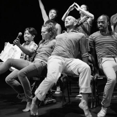 """Dancing to the Beat of the Funny Bone""  –Vineyard Gazette,  July 16, 2015"