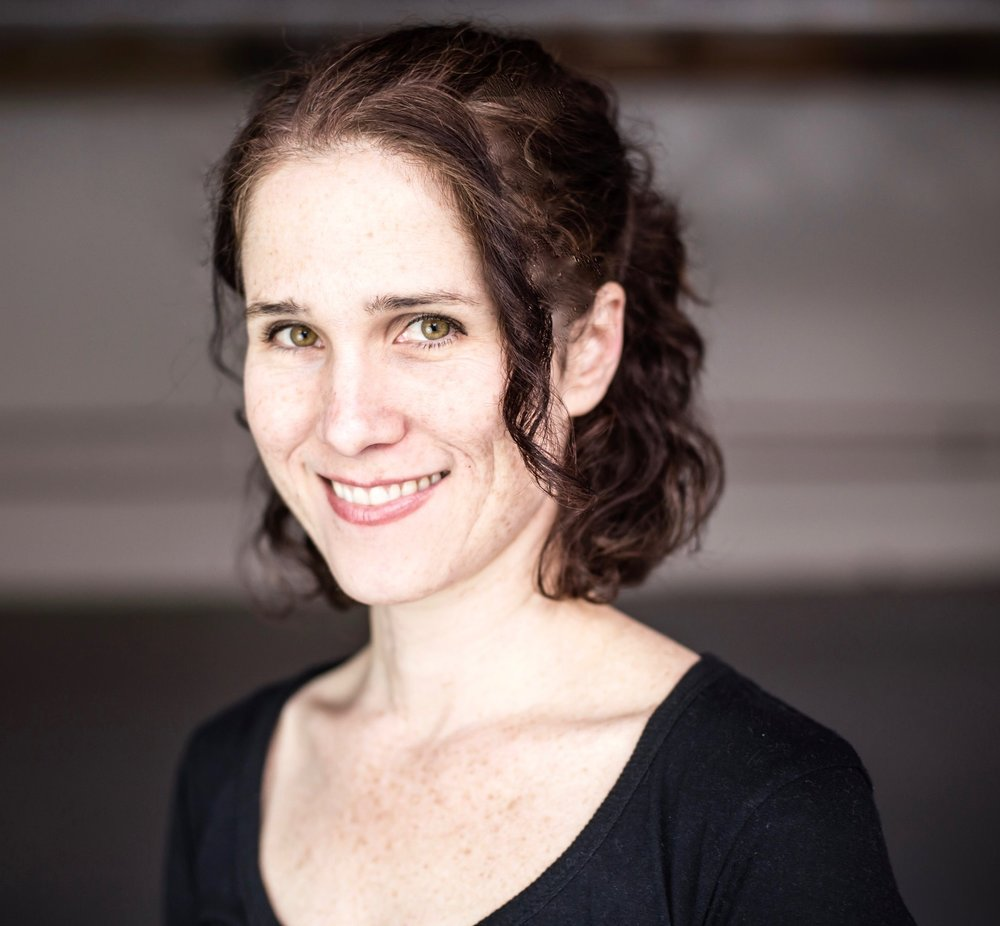 JULIA RHOADS - FOUNDING ARTISTIC DIRECTOR