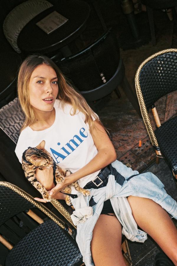 Isabel DE PRINCE - ITW Le Personnel du Chat