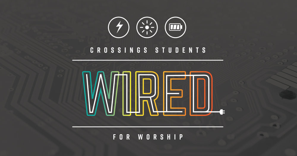 Crossings June 25-30, 2018!