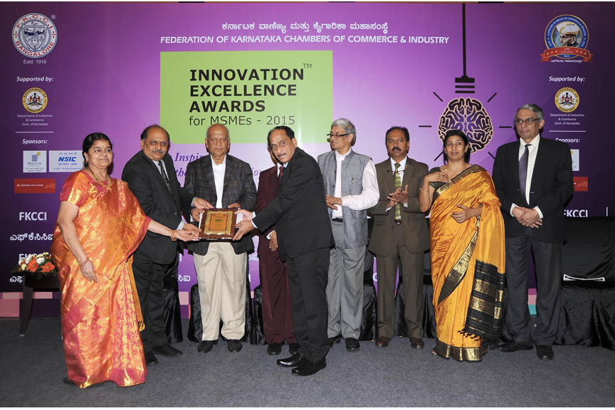2015 FKCCI Innovation Excellence Award
