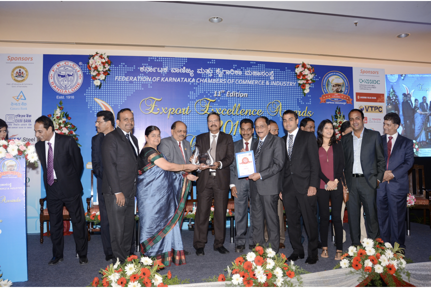 2016 FKCCI Export Excellence Award