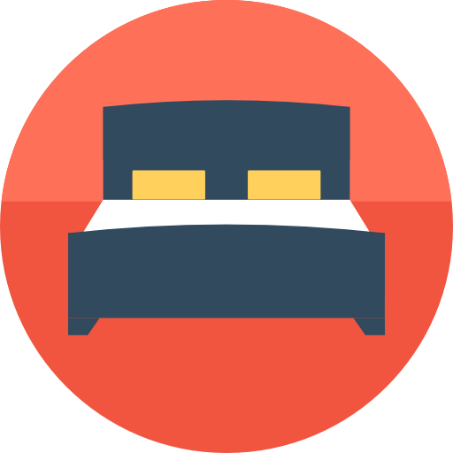 1 - 6 king-size beds