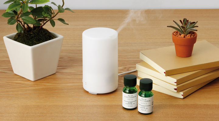 9. MUJI AROMA DIFFUSER - I have one of these in our bedroom and it has worked wonders when it comes to creating a soft place to land at the end of a long day. The perfect gift to ease into the new year with.—$69.50