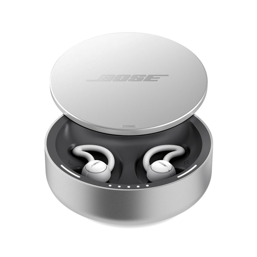 6. BOSE SLEEPBUDS - These sleepbuds are truly one of my most treasured items. When it comes to sleeping through the night after a long day, these have saved my life. They come all set up with different soothing and masking sounds. Get in bed and transport yourself. I'll say it again, LIFE SAVER.—$250