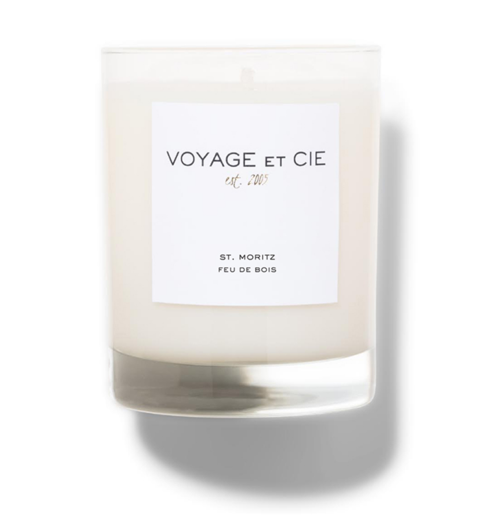 1. VOYAGE ET CIE CANDLE - I absolutely adore this line of hand poured candles. They're organic, sustainable and made right here in Los Angeles. My favorite scent? Feu De Bois. It's smokey and earthy and sets a wintry tone in the home.—$12.50 - $180 (various sizes)