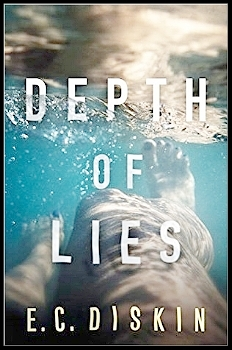 Depth of Lies by E.C. Diskin book cover image