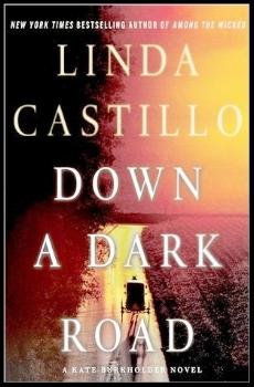 Down a Dark Road by Linda Castillo book cover image.jpg