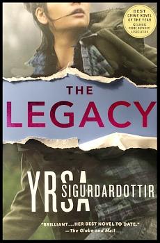 The Legacy by Yrsa Sigurdardottir book cover image.jpg