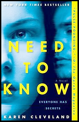 Need To Know by Karen Cleveland book cover image.jpg