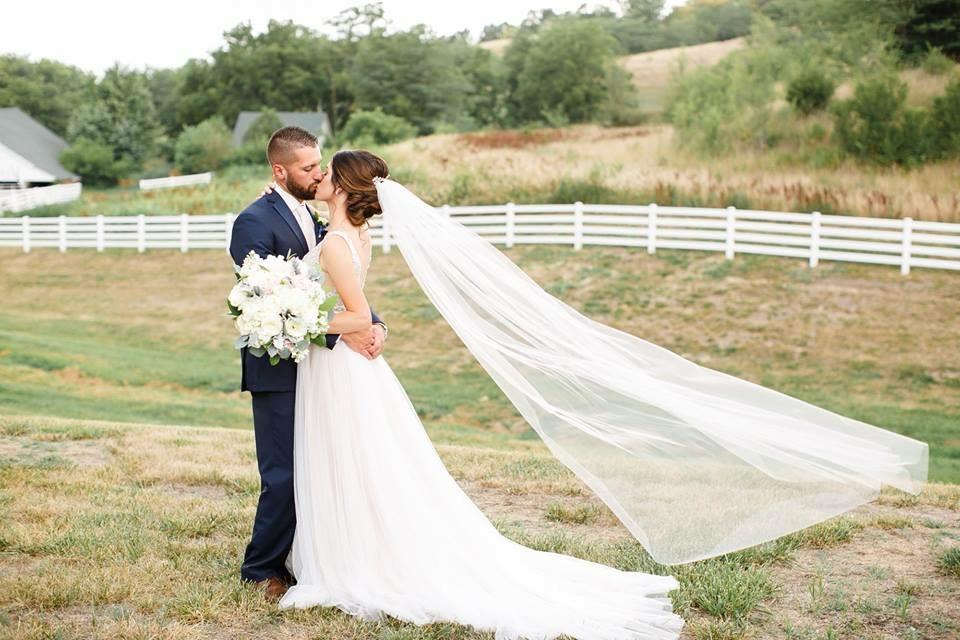 Cassie + Andrew - wedding