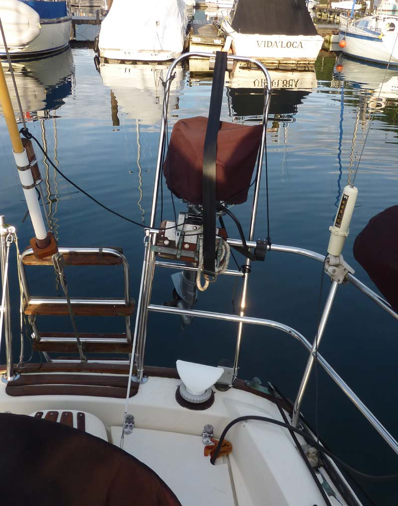 Swing-Lift on Sceptre 36