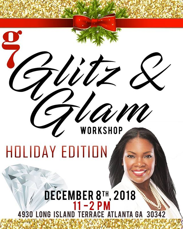 Glitz & Glam! Holiday Edition Christmas Class 🎄🎁🎋 with Toby Renee @thefauxpro Come learn how to create faux finished holiday accessories with Toby Renee at Art Gallery Seven!  RSVP today! Link in Bio  December 8th, 2018  11 to 2 p.m.  #fineart#art#abstractart#contemporaryart#artwork#atlantaart #artistsoninstagram#artist#contemporaryartist #artiststudio#atlantavenues#collectart#artbuyers#artforsale#curate#artgalleryseven#gallerysevenfineart#gallerysevennewlook#artgallery#gallerylife#grind#girlpower  @brendajoyce7  @artgalleryseven @itsleash