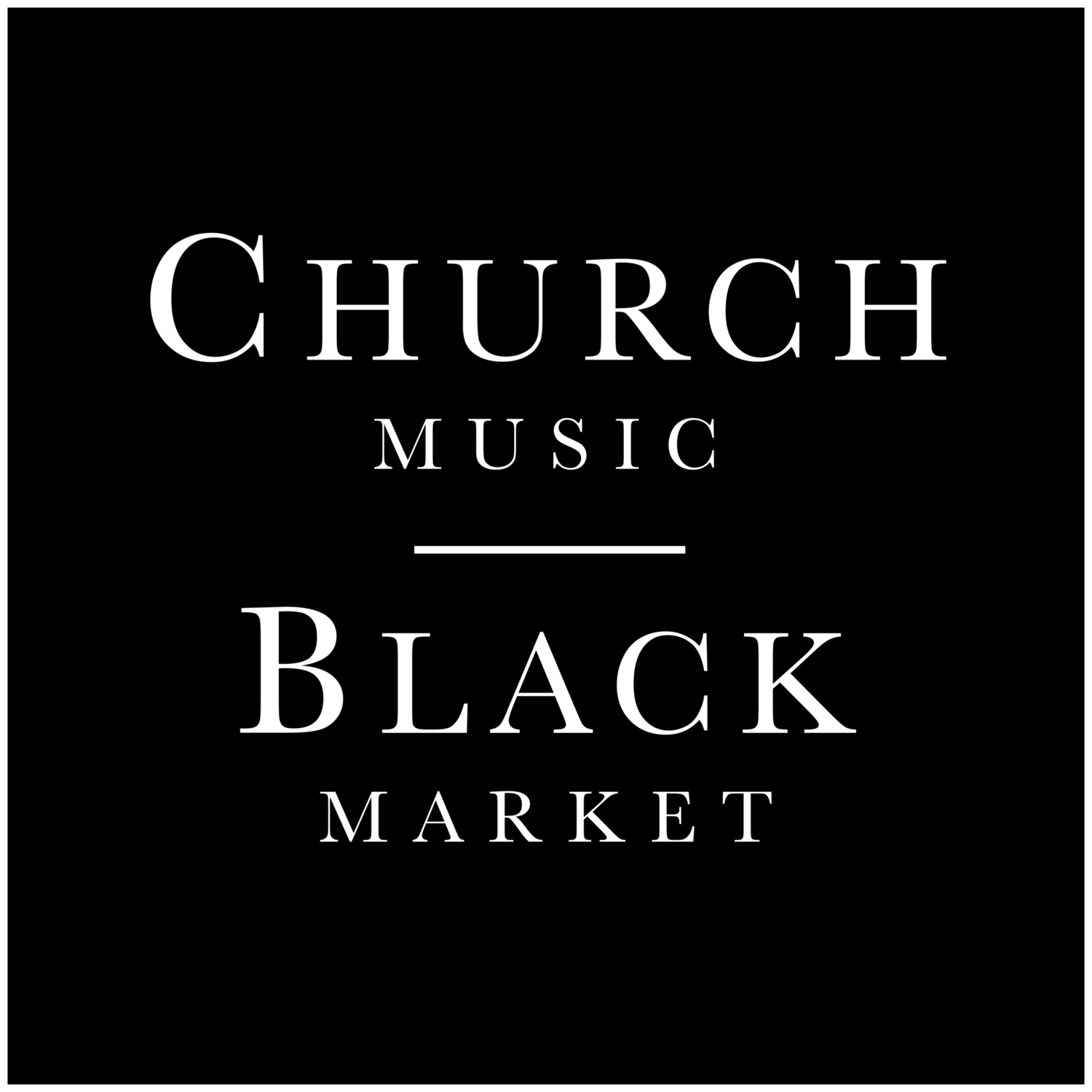 Church Music Black Market